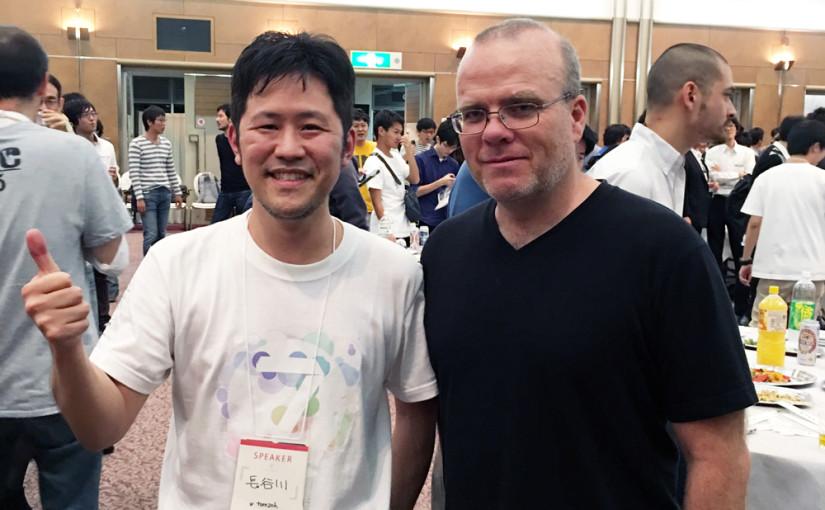 蒲田決戦2015 – PHPカンファレンス2015に参加してきた #phpcon2015